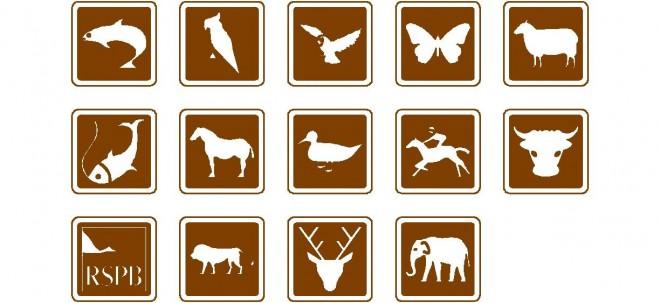 trafik-bilgi-levhalari-hayvanlar-dwgindir