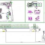 Trafo ve jeneratör binası projesi