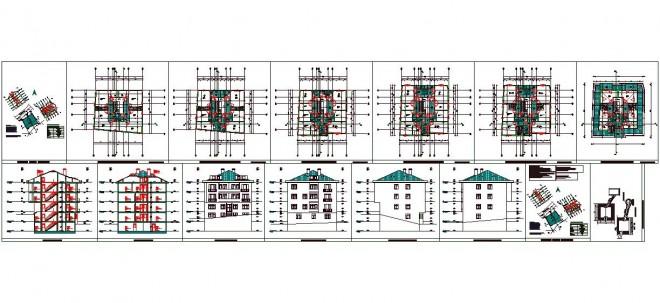 5-katli-apartman-projesi-dwgindir-1