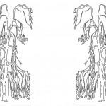 Ağaç dalları çizimi