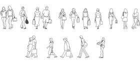 alisveris-yapan-insan-figurleri-dwgindir