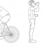 Kaykay ve bisikletçi tefrişleri