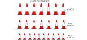 plastik-trafik-dubalari-autocad-dwgindir