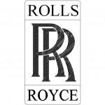 Rolls royce logosu çizimi