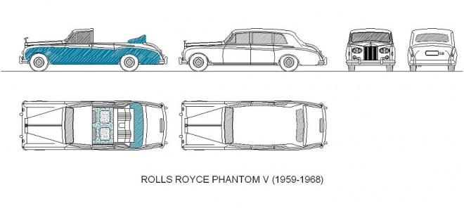 rolls-royce-phantom-v-dwg-dwgindir