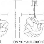 Sarmal lamba tasarımı