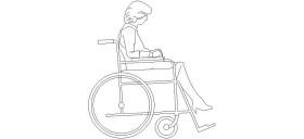 tekerlekli-sandalye-yan-gorunus-cizimi-dwgindir