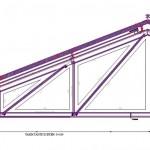 Çelik çatı sistem detayları