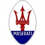 Maserati logosu çizimi