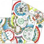 Sosyal aktivite parkı planı