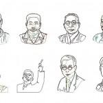 Autocad portre çizimleri