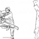 Dwg karateci tefrişi