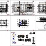 Müze binası uygulama projesi