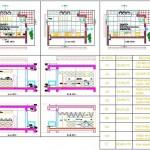 Yarı açık mutfak projesi