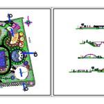 Organik formlu ekolojik park projesi
