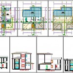 Triplex villa projesi