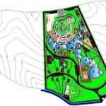 Konaklamalı sosyal park projesi