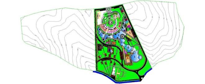 Konaklamalı sosyal park projesi www.dwgindir.com