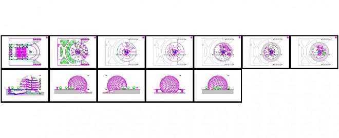 kure-formunda-tasarlanmis-enerji-muzesi-kutuphane-ve-ziyaretci-merkezi-projesi-dwgindir-1