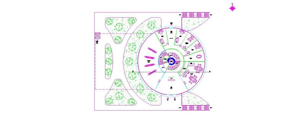 kure-formunda-tasarlanmis-enerji-muzesi-kutuphane-ve-ziyaretci-merkezi-projesi-dwgindir-2