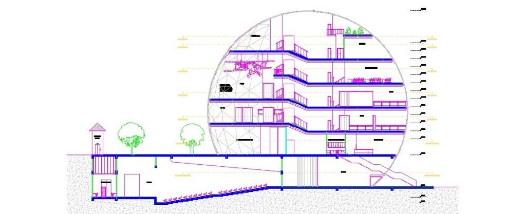 kure-formunda-tasarlanmis-enerji-muzesi-kutuphane-ve-ziyaretci-merkezi-projesi-dwgindir-3